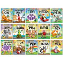 Animal Antics Phonics Short Vowels Add On Pack - 15 titles