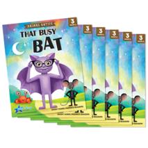 That Busy Bat - Short Vowel a Reader - 6 Pack