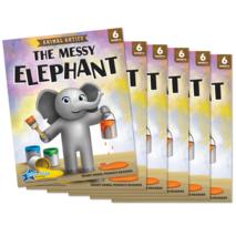 The Messy Elephant - Short Vowel e Reader - 6 Pack