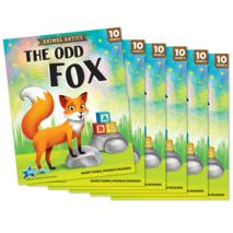 The Odd Fox - Short Vowel o Reader - 6 Pack