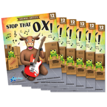 Stop That, Ox! - Short Vowel o Reader - 6 Pack