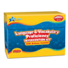 Language & Vocabulary Proficiency Intervention Kit A Spanish