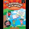 Summertime Learning Grade 1 in Spanish