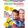 Connecting Home & School: A Parent's Spanish Guide Gr 6