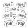 I Get It! Geometric Shapes Student Book-Foundational 5-Pack