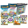 Animal Antics Short Vowel Phonics Kit A
