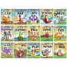 Animal Antics Phonics Short Vowels Add On Pack - 15 titles