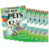The Best Pets - Short Vowel e Reader - 6 Pack