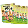 Six Little Pigs - Short Vowel i Reader - 6 Pack