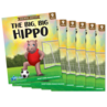 The Big, Big Hippo - Short Vowel i Reader - 6 Pack