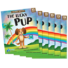 The Lucky Pup - Short Vowel u Reader - 6 Pack