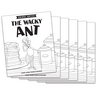 The Wacky Ant - Short a Vowel Reader (B/W version) - 6 Pack