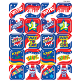 USA Spirit Stickers