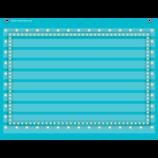Light Blue Marquee Mini Pocket Chart