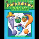 Daily Editing Practice, Grade 2