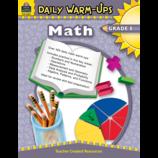 Daily Warm-Ups: Math Grade 8