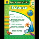 Daily Warm-Ups: Science Grade 4