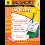 Daily Warm-Ups: Nonfiction & Fiction Writing Grade 3
