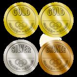 Medals Wear 'Em Badges