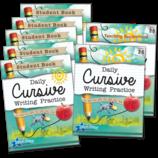 Daily Cursive Writing Practice Grades 2-5 Bundle