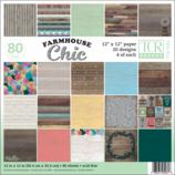 Farmhouse Chic Project Paper