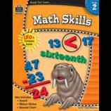 Ready-Set-Learn: Math Skills Grade 2