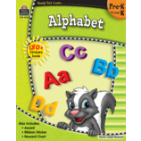 Ready-Set-Learn: Alphabet PreK-K