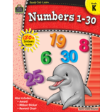 Ready-Set-Learn: Numbers 1-30 Grade K