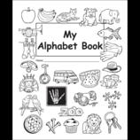 My Own Alphabet Book