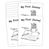 My Own Books: My First Journal, 10-pack