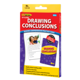 Drawing Conclusions Practice Cards Yellow Level