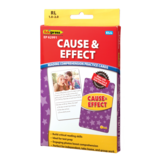 Cause & Effect Practice Cards Yellow Level