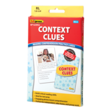 Context Clues Practice Cards Yellow Level