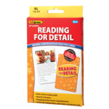 Reading for Detail Practice Cards Yellow Level