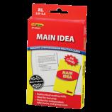 Main Idea Practice Cards Red Level