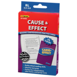 Cause & Effect Practice Cards Blue Level
