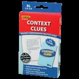 Context Clues Practice Cards Blue Level