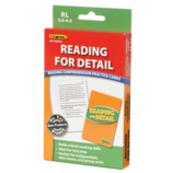 Reading for Detail Practice Cards Green Level