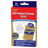 Informational Text Practice Cards Blue Level