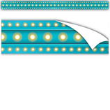 Clingy Thingies Light Blue Marquee Strips