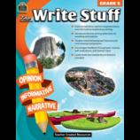The Write Stuff Grade 5