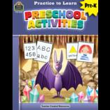 Practice to Learn: Preschool Activities