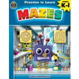 Practice to Learn: Mazes Grades K-1