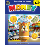 Practice to Learn: Money Grades 1-2