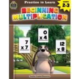 Practice to Learn: Beginning Multiplication