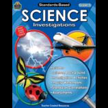 Standards-Based Science Investigations Grade 5