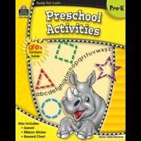 Ready-Set-Learn: Preschool Activities