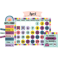 Oh Happy Day Calendar Bulletin Board
