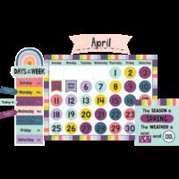 Oh Happy Day Calendar Bulletin Board