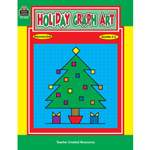 TCR0093 Holiday Graph Art